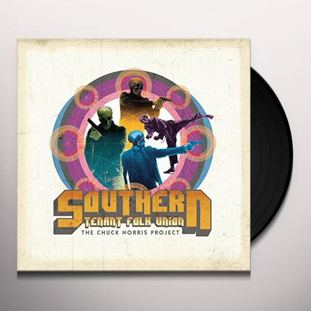 SOUTHERN TENANT FOLK UNION CHUCK NORRIS PROJECT Vinyl Record - UK Import