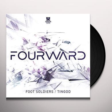 Fourward OLD FASHIONED WAY / HORNS VERSION Vinyl Record - UK Import