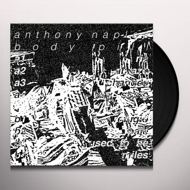 Anthony Naples BUBBLING UNDER THE AMERICAN CHARTS 1959-63 (UK) (Vinyl)