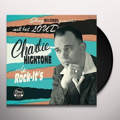 ROCK ITS SMALL BUT LOUD Vinyl Record - UK Import