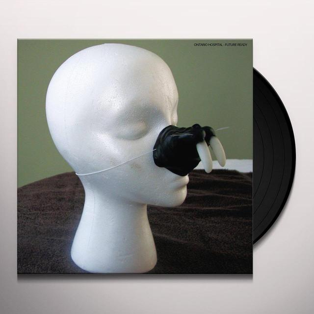 O / H FUTURE READY (UK) (Vinyl)