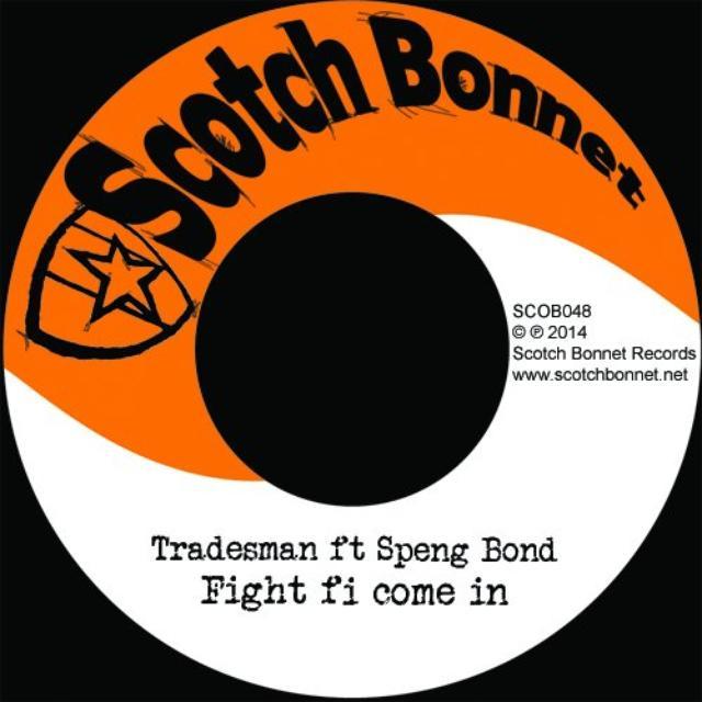 Tradesman SPRINGBOX RIDDIM (UK) (Vinyl)