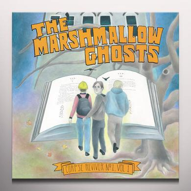The Marshmallow Ghosts CORPSE REVIVER NO. 1 - VOL 1 (W/BOOK) Vinyl Record - Colored Vinyl