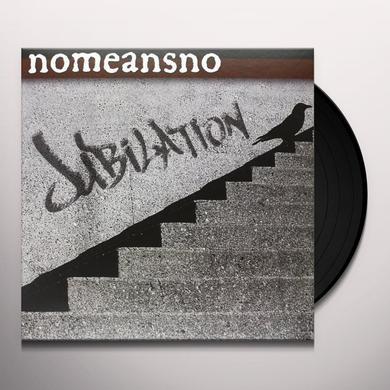 Nomeansno JUBILATION Vinyl Record