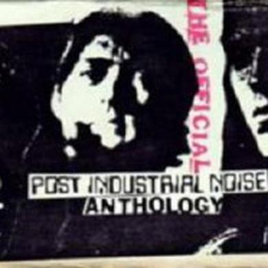 POST INDUSTRIAL NOISE OFFICIAL ANTHOLOGY Vinyl Record