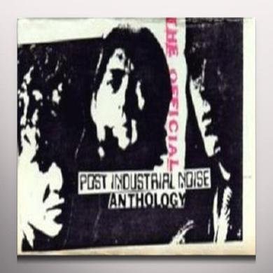 POST INDUSTRIAL NOISE OFFICIAL ANTHOLOGY Vinyl Record - Colored Vinyl, 180 Gram Pressing
