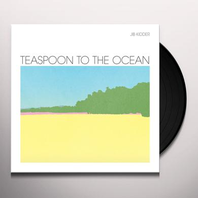 Jib Kidder TEASPOON TO THE OCEAN Vinyl Record