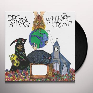 Drgn King BALTIMORE CRUSH Vinyl Record - Digital Download Included