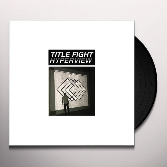 Title Fight HYPERVIEW Vinyl Record - Digital Download Included