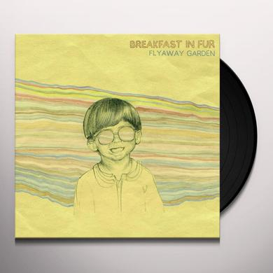 Breakfast in Fur FLYAWAY GARDEN Vinyl Record