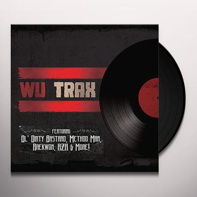 WU TRAX ON WAX / VARIOUS Vinyl Record - Limited Edition