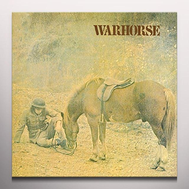 WARHORSE Vinyl Record - Colored Vinyl, Limited Edition, White Vinyl