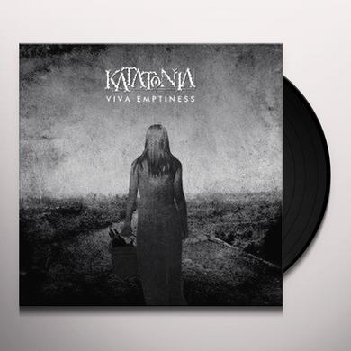 Katatonia VIVA EMPTINESS Vinyl Record