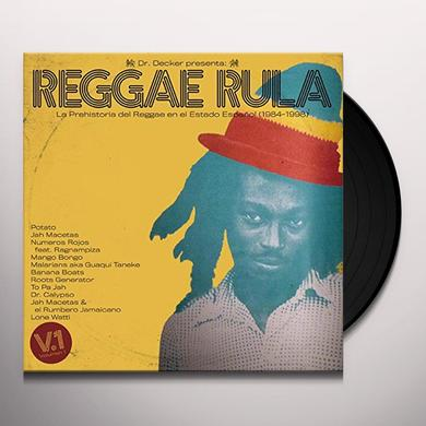 REGGAE RULA VOL. 1 / VARIOUS (ITA) REGGAE RULA VOL. 1 / VARIOUS Vinyl Record - Italy Import