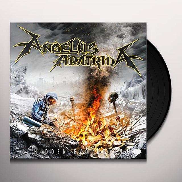 Angelus Apatrida HIDDEN EVOLUTION Vinyl Record - UK Import