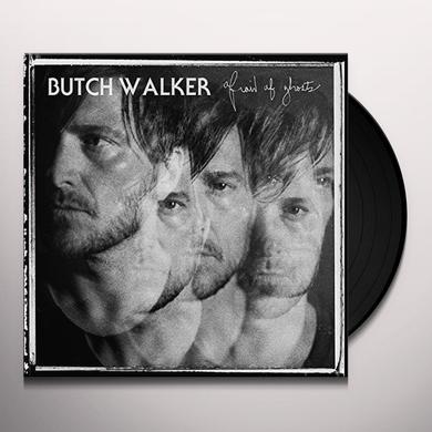 Butch Walker AFRAID OF GHOSTS Vinyl Record - UK Import