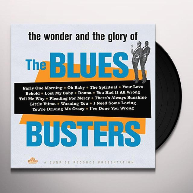 WONDER & GLORY OF THE BLUES BUSTERS (UK) (Vinyl)