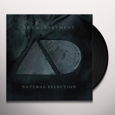 Art Department NATURAL SELECTION Vinyl Record - UK Import
