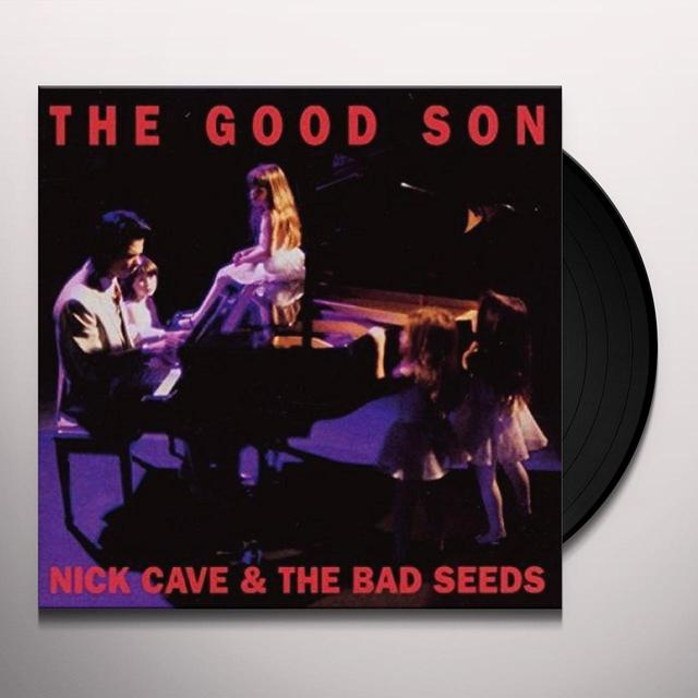 Nick Cave & The Bad Seeds GOOD SON Vinyl Record
