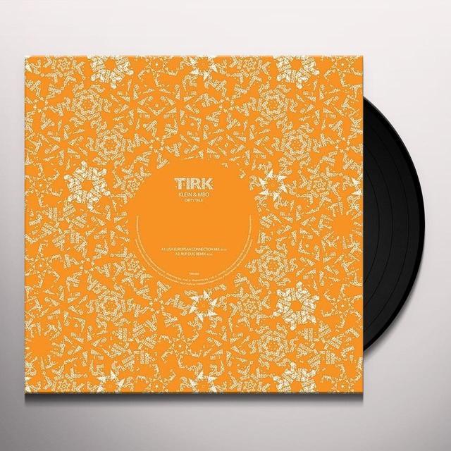 Klein & MBO DIRTY TALK Vinyl Record - UK Import