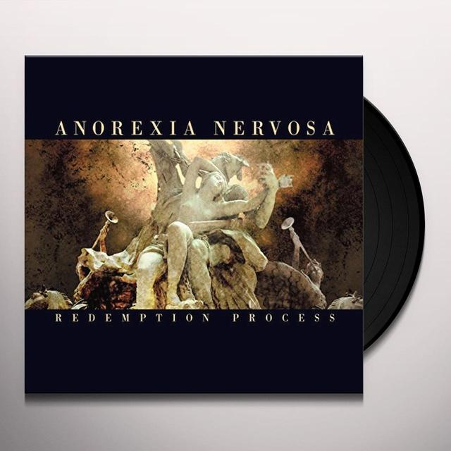 ANOREXIA NERVOSA REDEMPTION PROCESS Vinyl Record - UK Release