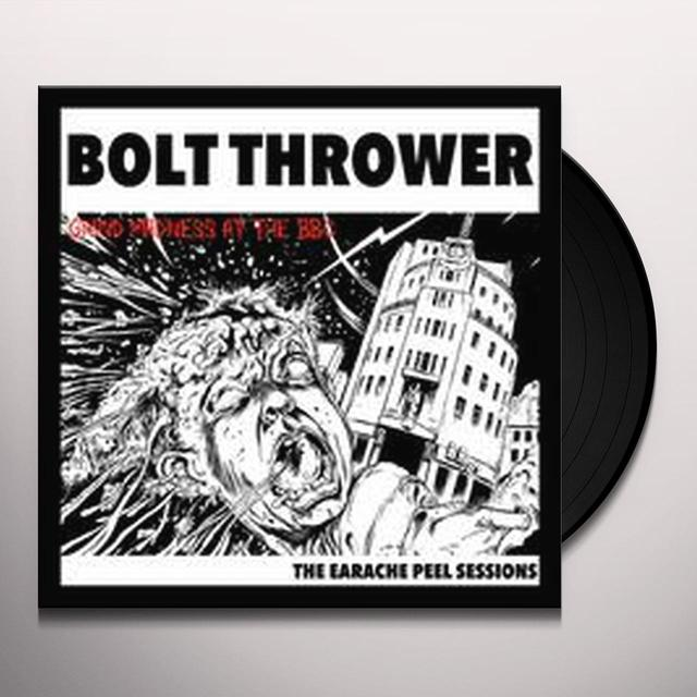 Bolt Thrower EARACHE PEEL SESSIONS (GREEN VINYL) Vinyl Record
