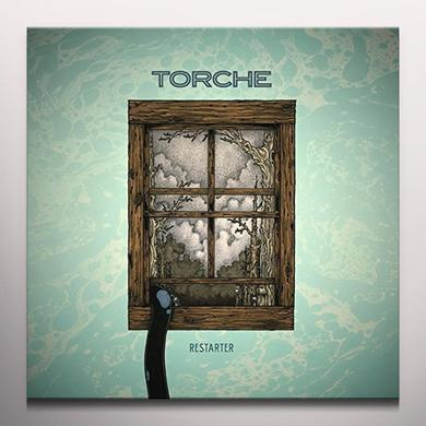 Torche RESTARTER (PURPLE VINYL) Vinyl Record - Colored Vinyl, UK Import
