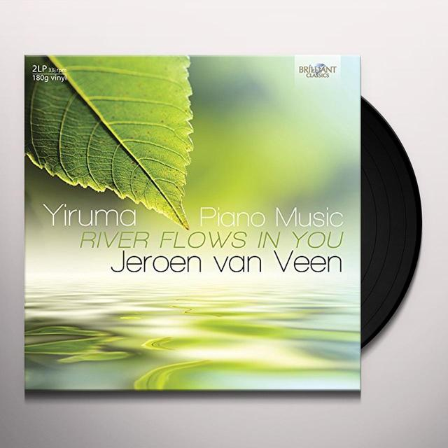 YIRUMA / VEEN RIVER FLOWS IN YOU Vinyl Record