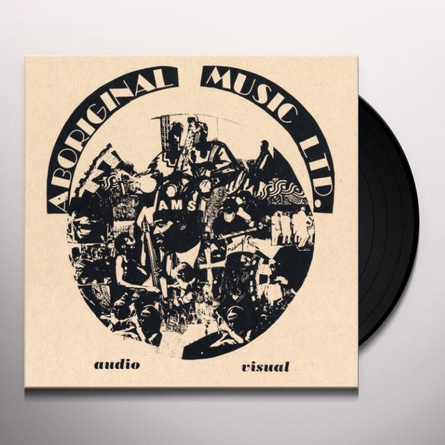 Juma's Sultan's Aboriginal Music Society FATHER OF ORIGIN Vinyl Record - w/CD