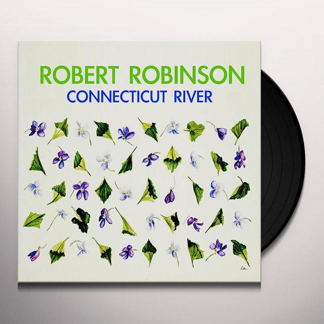 Robert Robinson CONNECTICUT RIVER Vinyl Record
