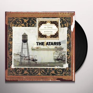Ataris SO LONG ASTORIA Vinyl Record