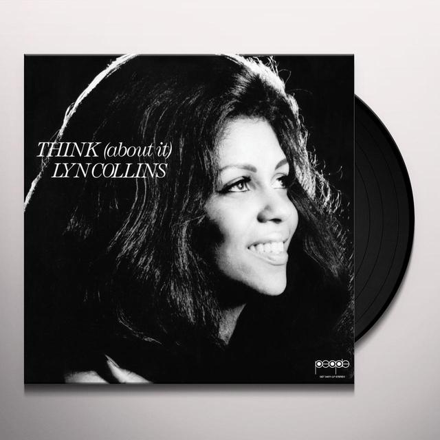 Lyn Collins THINK (ABOUT IT) Vinyl Record