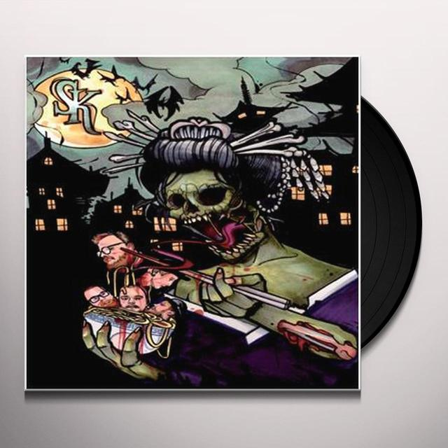 SPRUCKNA KNOGAR Vinyl Record