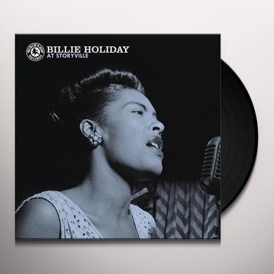 Billie Holiday AT STORYVILLE Vinyl Record