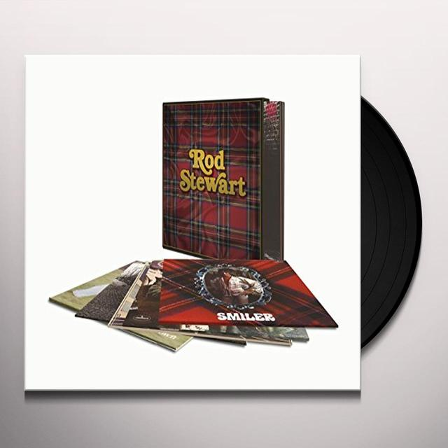ROD STEWART (BOX) Vinyl Record