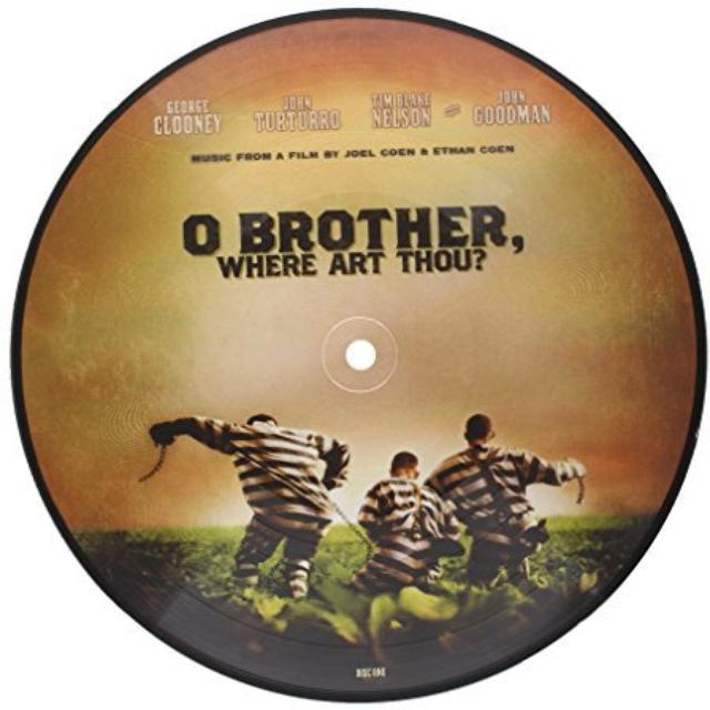 O BROTHER WHERE ART THOU / O.S.T. Vinyl Record