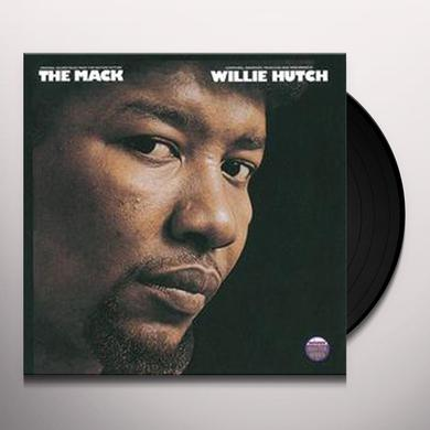 Willie Hutch MACK Vinyl Record