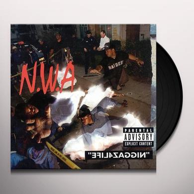 N.W.A. NIGGAZ4LIFE Vinyl Record