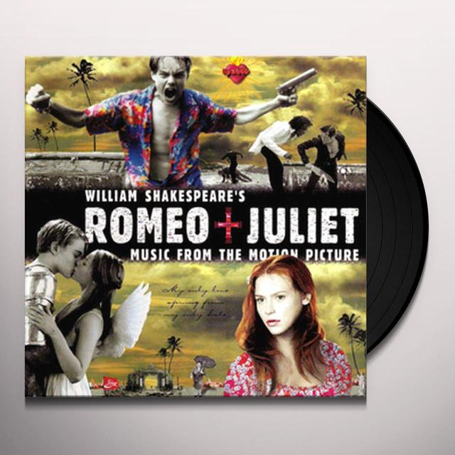 WILLIAM SHAKESPEARE'S ROMEO + JULIET: MUSIC FROM Vinyl Record