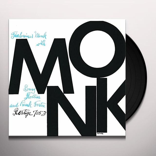 Thelonius Monk MONK Vinyl Record