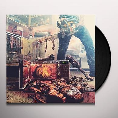 Exhumed GORE METAL: A NECROSPECTIVE Vinyl Record