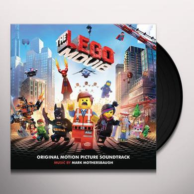 Steve Mothersbaugh LEGO MOVIE / O.S.T. Vinyl Record
