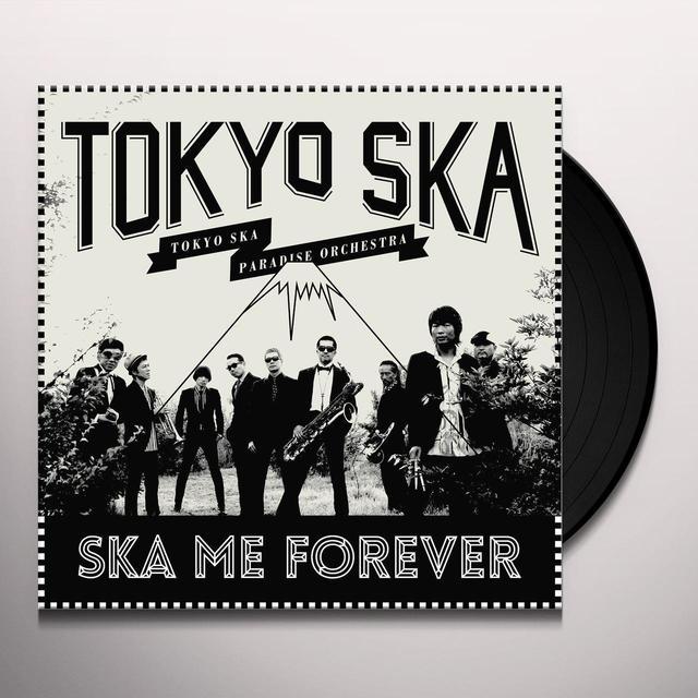 Tokyo Ska Paradise Orchestra SKA ME FOREVER Vinyl Record