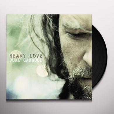 Duke Garwood HEAVY LOVE Vinyl Record