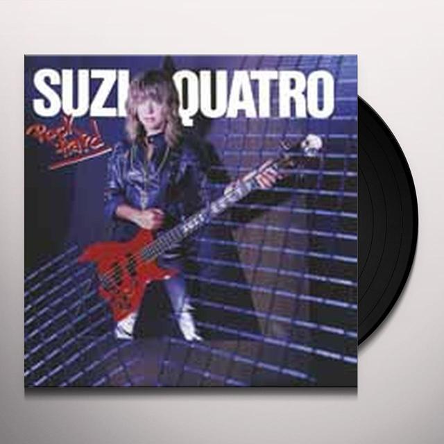 Suzi Quatro ROCK HARD Vinyl Record