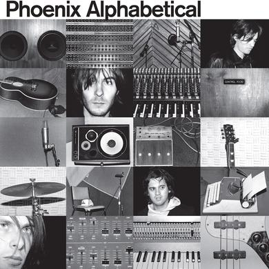 Phoenix ALPHABETICAL Vinyl Record