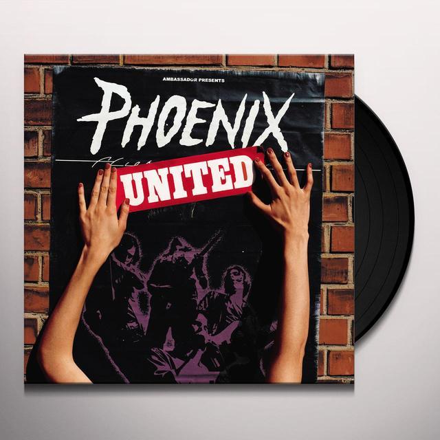 Phoenix UNITED Vinyl Record