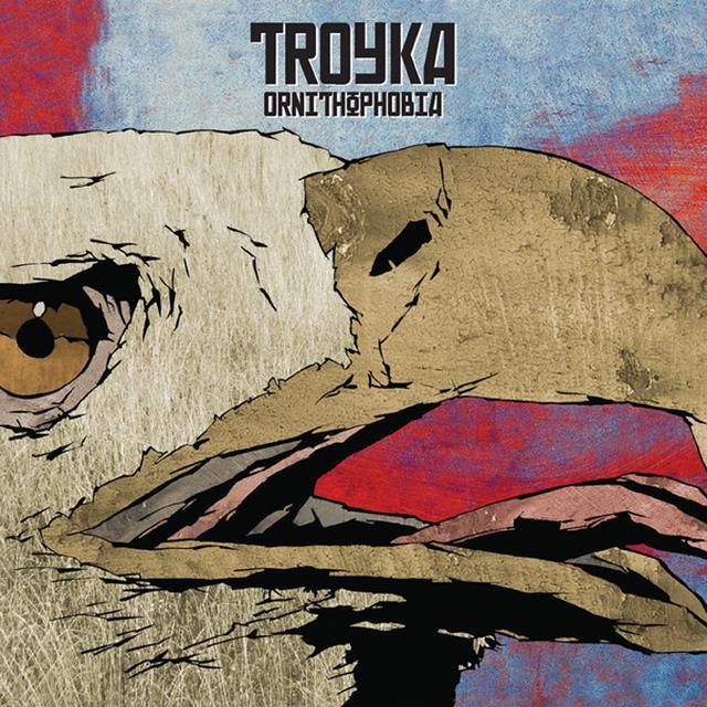 TROYKA ORNITHOPHOBIA Vinyl Record