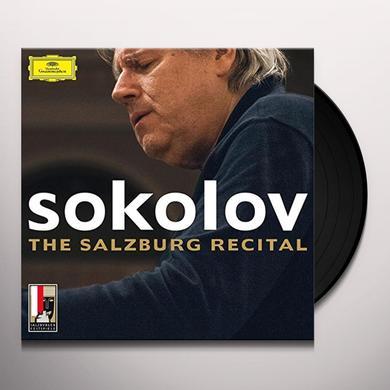 Grigory Sokolov SALZBURG RECITAL Vinyl Record