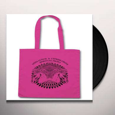 Lydia Lunch TWIN HORSES: ULTRA LIMITED BAG Vinyl Record